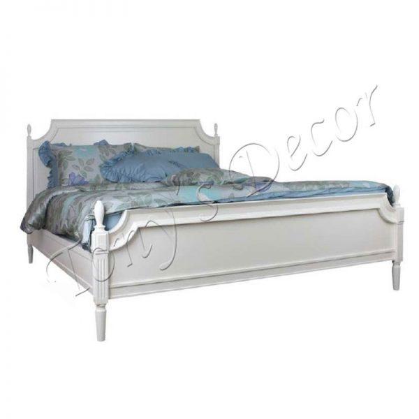 Арт бяла Спалня за матрак 1800*2010