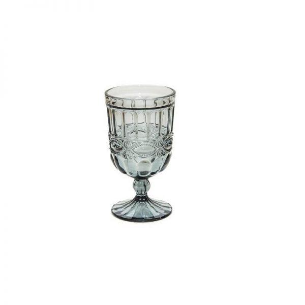 Чаша от стъкло, Сива