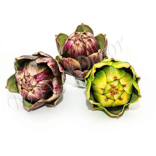Изкуствени цветя микс Артишок