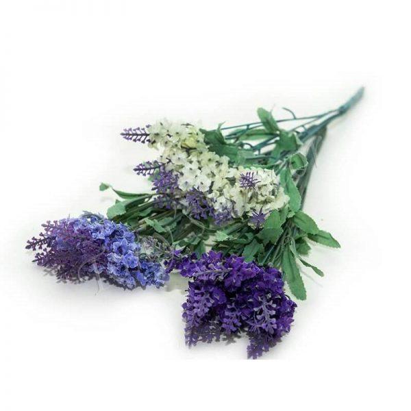 Изкуствени цветя Лавандула, 30 см