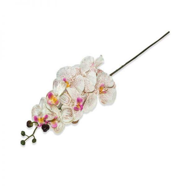Изкуствени цветя орхидея в 4 цвята, 1 м