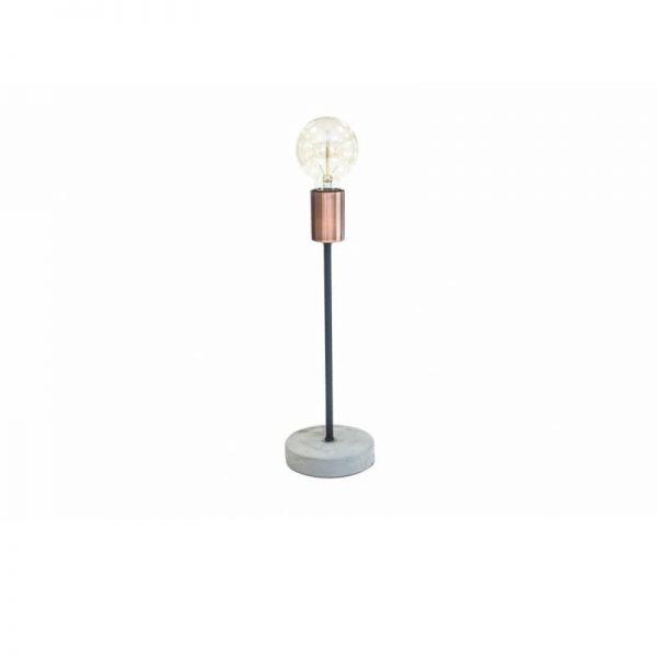 Настолна лампа тип стълб