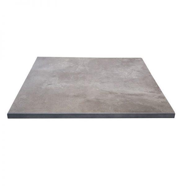 Плот за маса Сив, 80х80 см