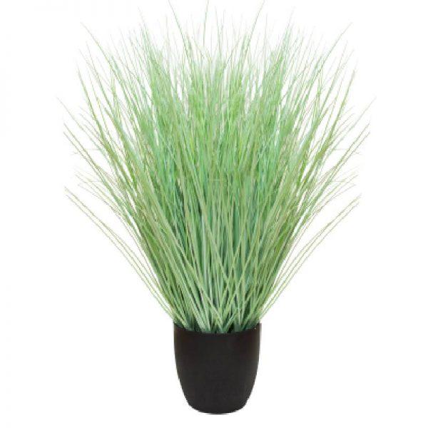 Саксия с изкуствена Трева, 21*18*80см