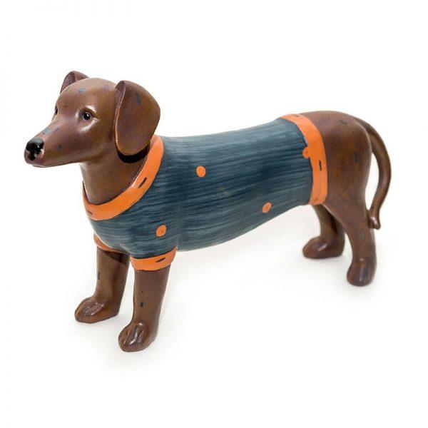 Статуетка кученце дакел
