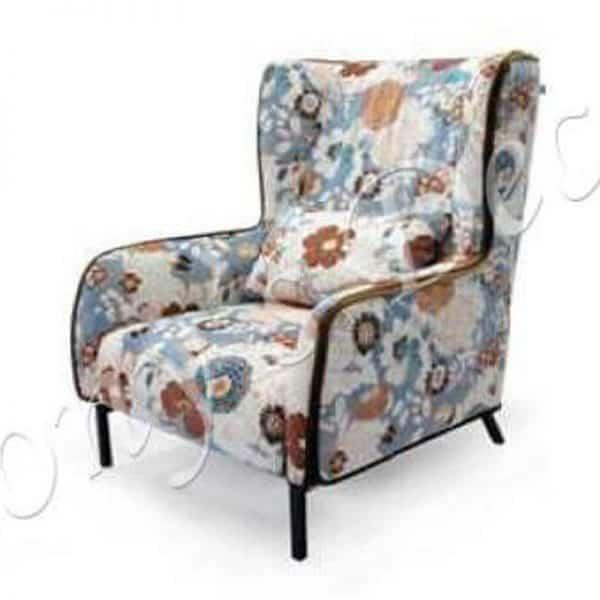 Цветно кресло на цветя, 82x90x105