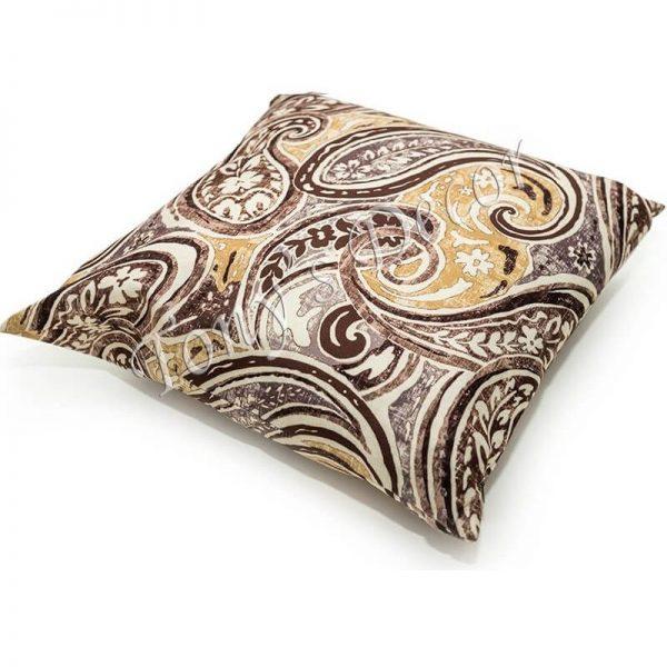Възглавница с декорация тип Кафе
