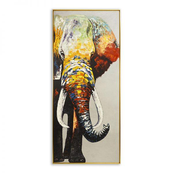 Картина слон 70*160