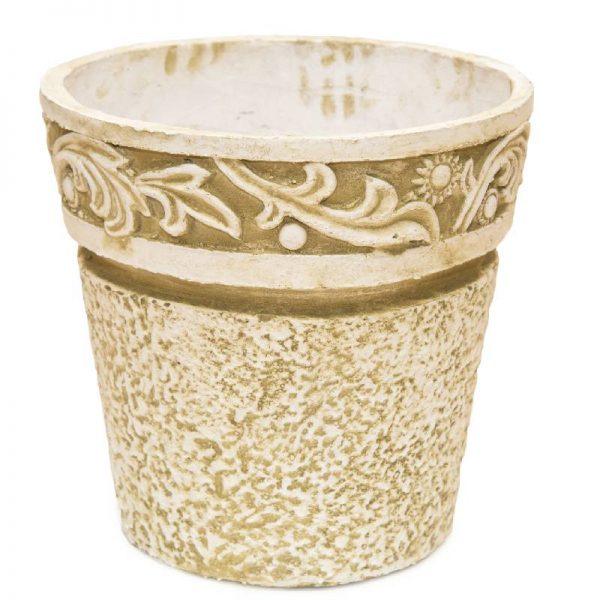 Каменна ваза, 38*38*38см