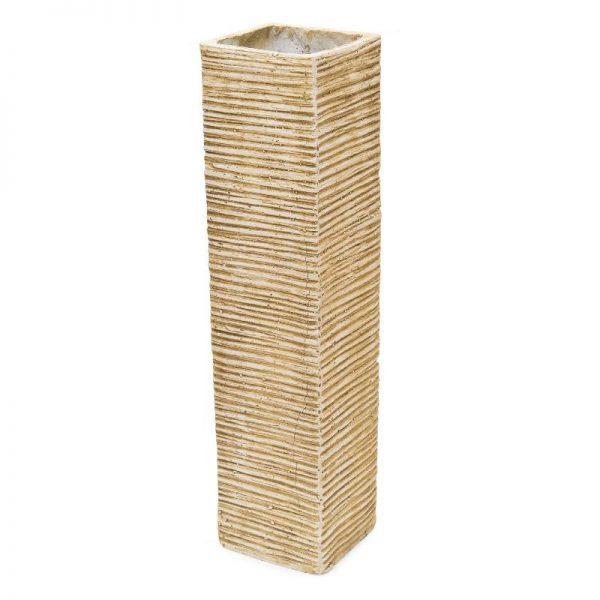 Каменна ваза, 17*17*69см