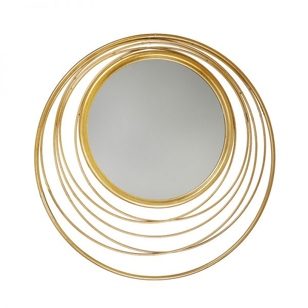 Огледало с кръгове 70*70см