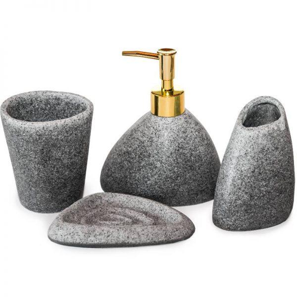 Сет за баня от 4 части