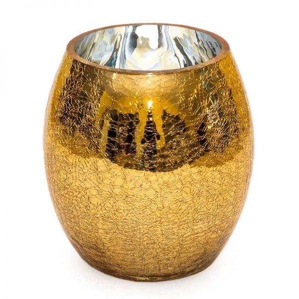 Златна ваза малка