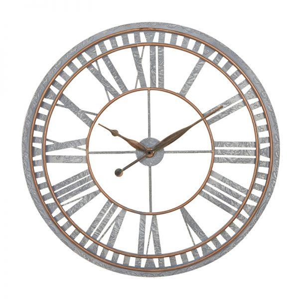Часовник метален 70*70см
