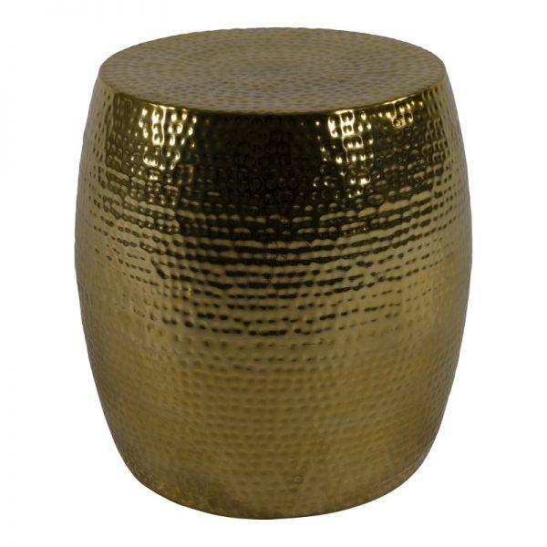 Маса Етно в златен цвят , 36*35.5см