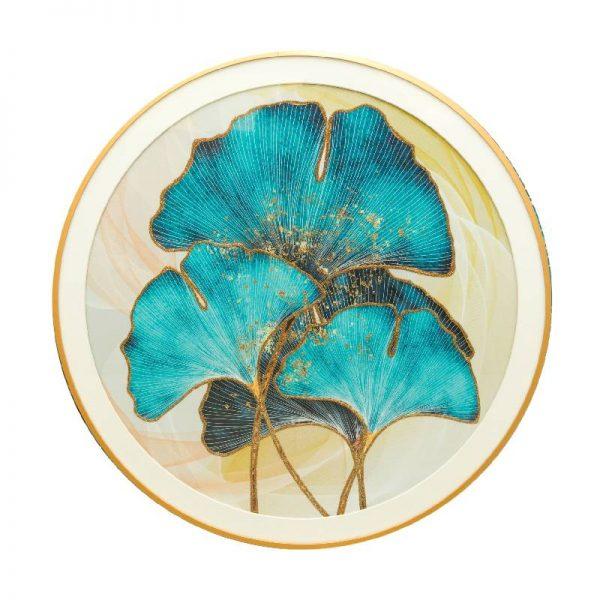 Картина сини цветя