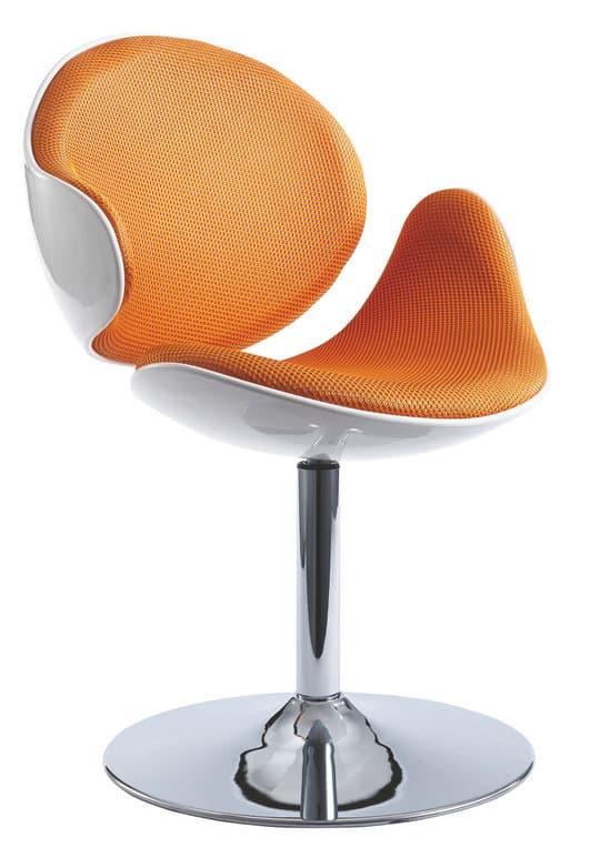 Дизайнерски стол, 60*58*44H*82H