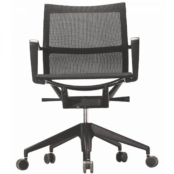 Офис стол с мрежа, 59*63*45.5H*85H
