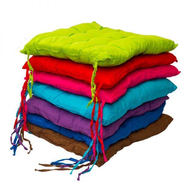Възглавница за стол, 8 цвята