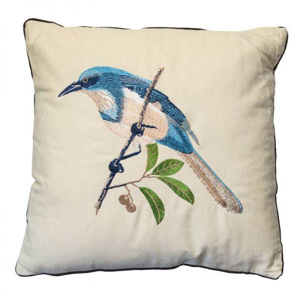 Декоративна възглавница Птица, 43*43см