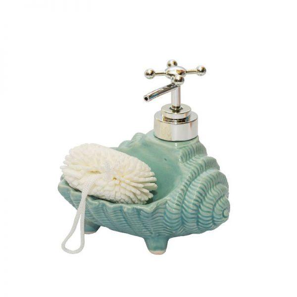 Диспенсър за течен сапун - морски мотив