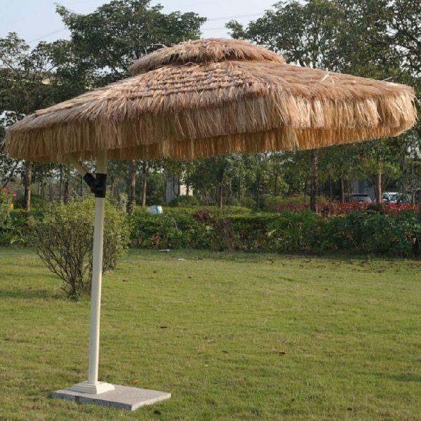 Сламен чадър Еxotic Palm