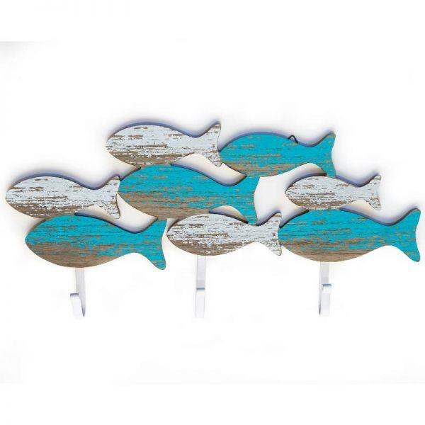 Стенна закачалка рибки