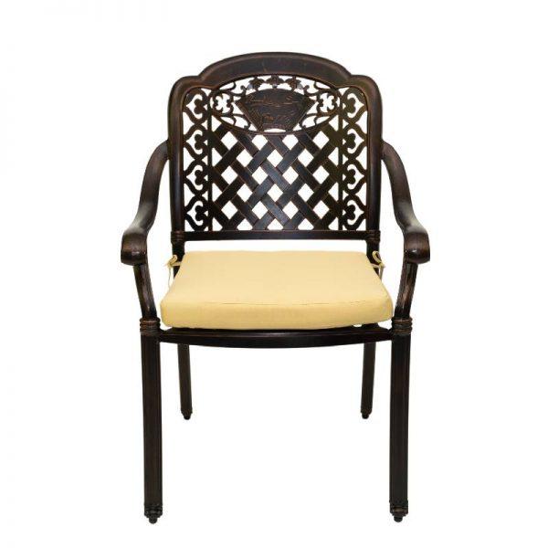Стол за екстериор, 65*64*92 см