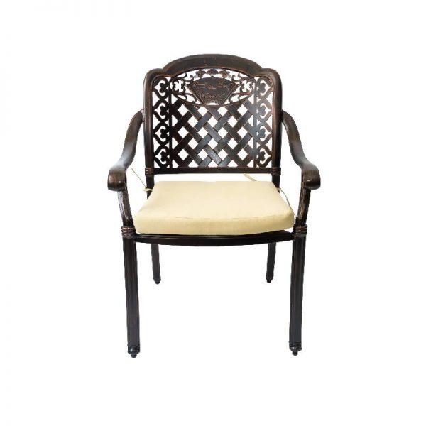 Стол за екстериор, 65*64*92см