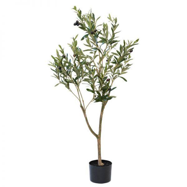 Изкуствено маслиново дръвче , 3 размера