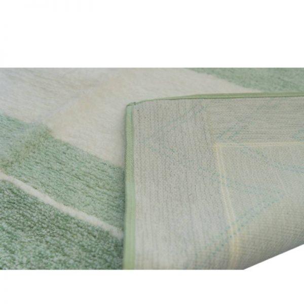 Килим антислип - зелен, три размера