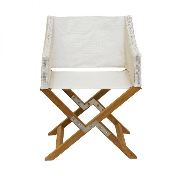 Сгъваем градински стол, 61*40*81см