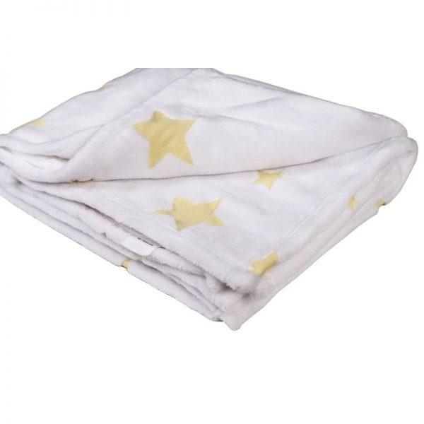 Одеяло Светещи Звезди, 150*180см