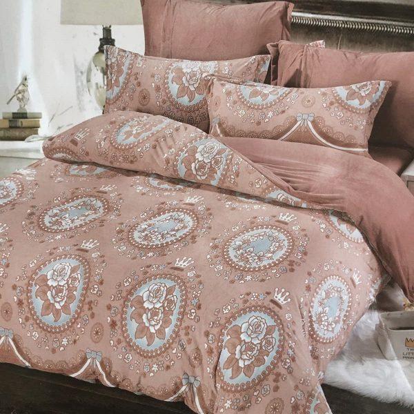 Спален комплект плюш, Roses Inspiration