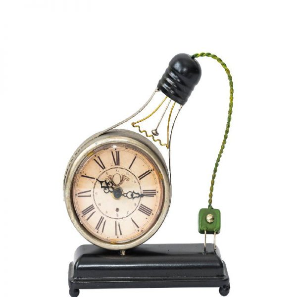 Арт часовник - крушка