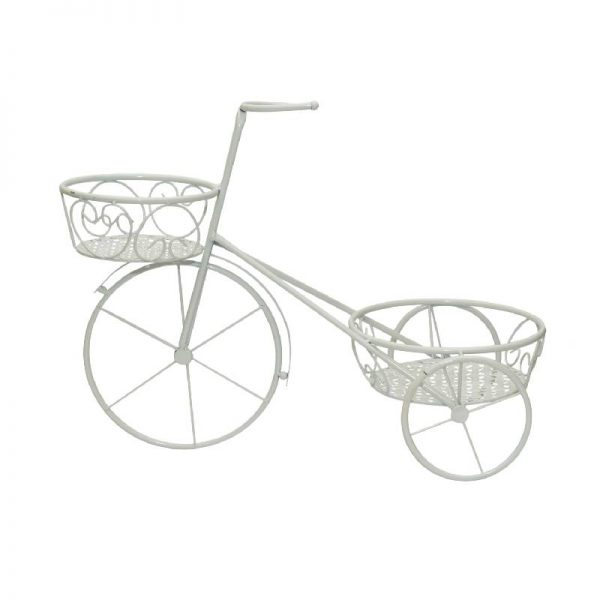 Цветарник колело, за 2 саксии, 56*26*43