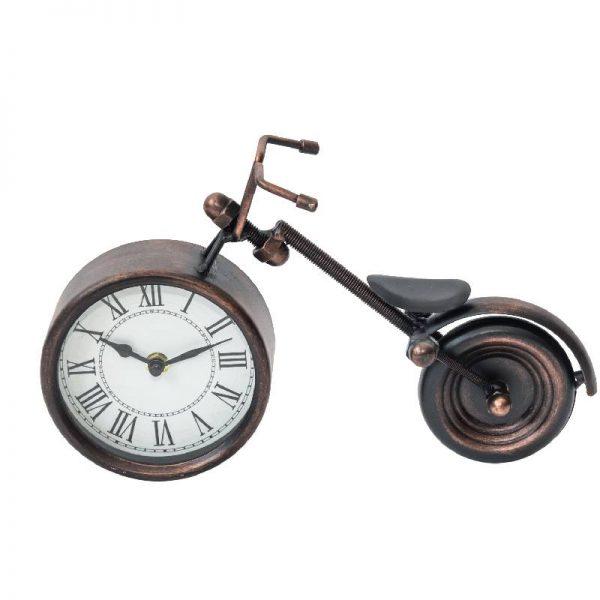 Настолен часовник колело, 30*6*20 см