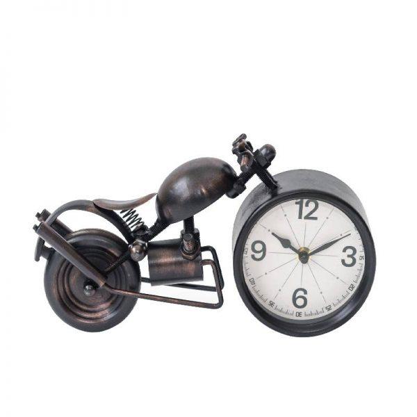 Настолен часовник мотор, 30*6*16 см