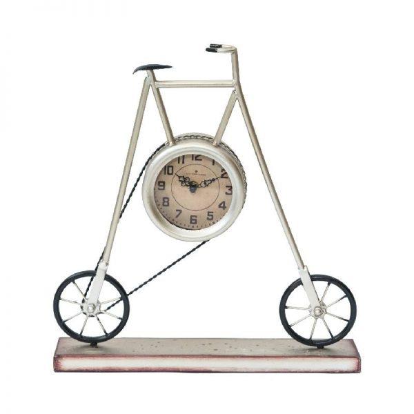Статичен часовник - велосипед