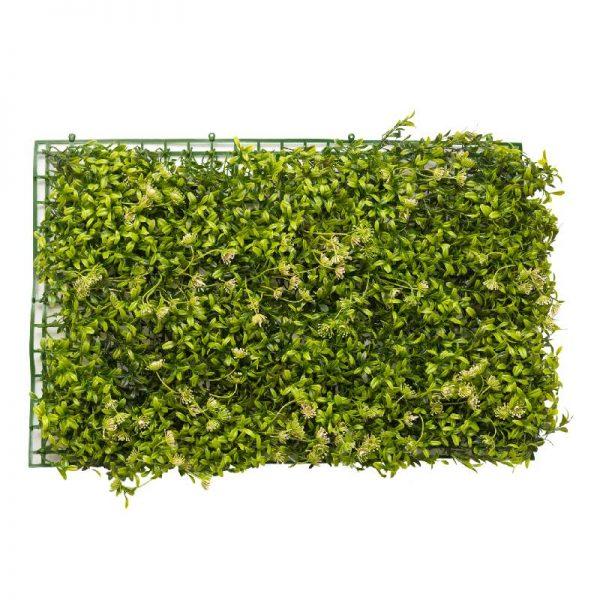 Зелено пано за стена, 40*60 см