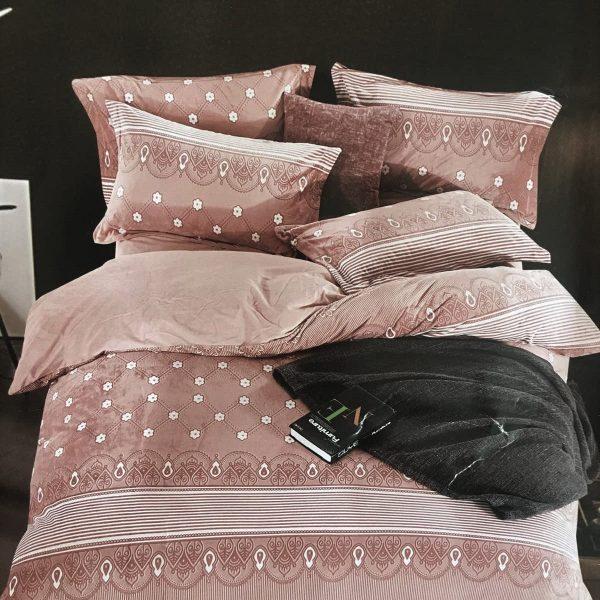 Спален комплект - плюш, Luxurious Dreams