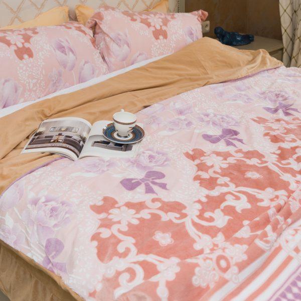 Спален комплект - плюш, Candy Story