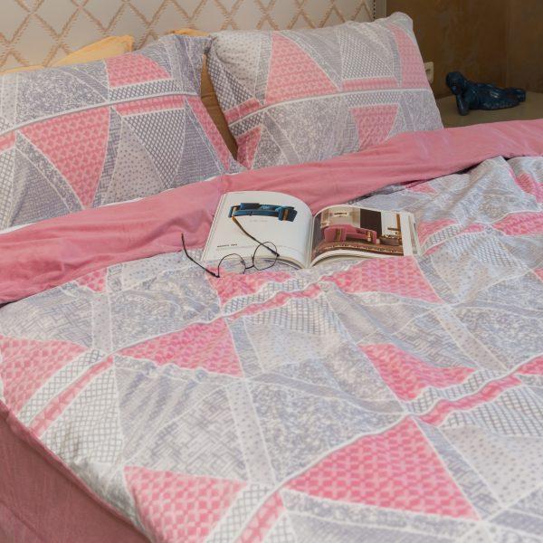 Спален комплект плюш, Duo Quartz Love