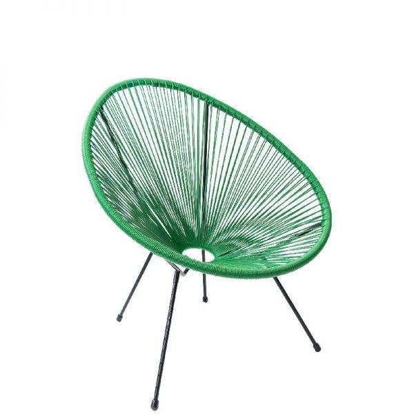 Градински стол - различни цветове, 61*64*70 см