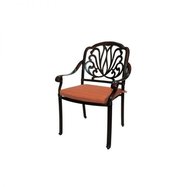 Градински стол Елизабет, 65*64*92см