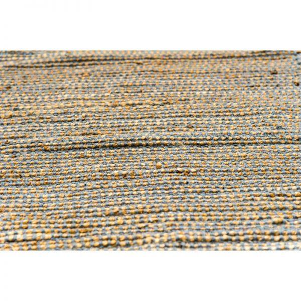 Килим тип черга - сиво с бежово, три размера