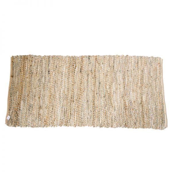 Килим тип черга - естествен цвят, 2 размера