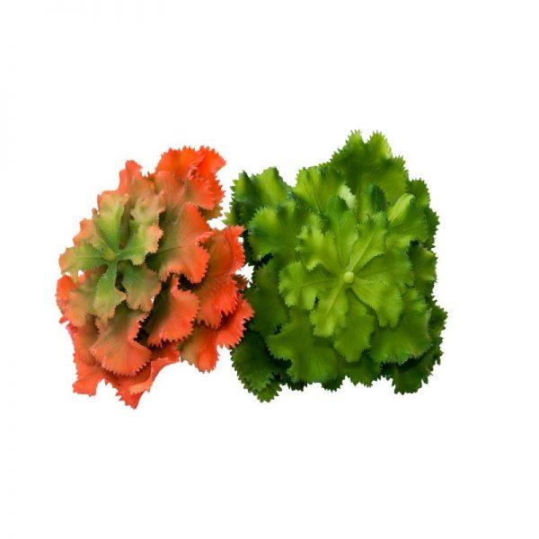 Изкуствено растение, 2 цвята