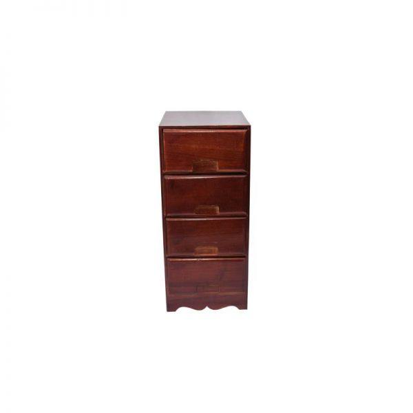 Шкаф с 4 чекмеджета, 25*30*58 см