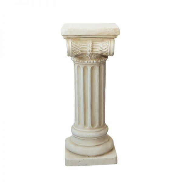 Антична каменна колона, 26*26*67см